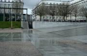 Façade granit place de la Liberté (Brest)