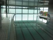 Pose carrelage en piscine (Finistère)